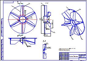 Центробежный вентилятор своими руками чертежи 59